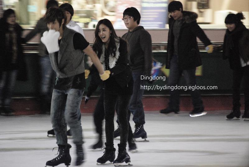 Hyomin dating