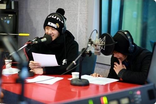 JoonDoong <3 Thunder&Joon 100126hyunyoungsradio02