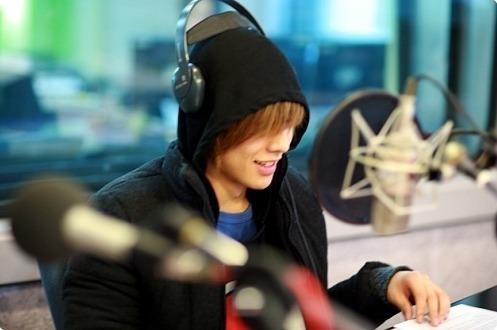 JoonDoong <3 Thunder&Joon 100126hyunyoungsradio05