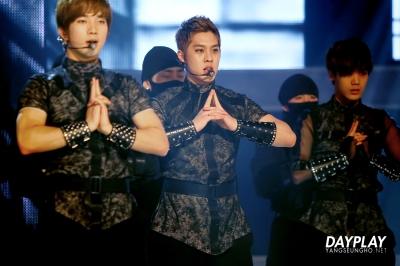 120320 [PICS] MBLAQ @ MBC Music Show Champion1