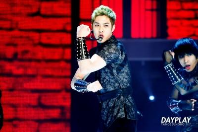 120320 [PICS] MBLAQ @ MBC Music Show Champion2