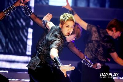120320 [PICS] MBLAQ @ MBC Music Show Champion4