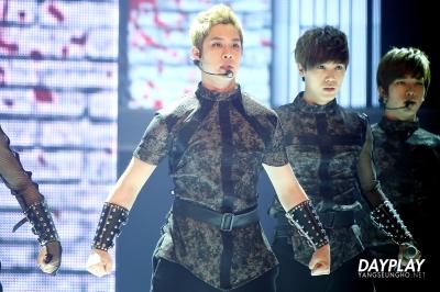 120320 [PICS] MBLAQ @ MBC Music Show Champion5
