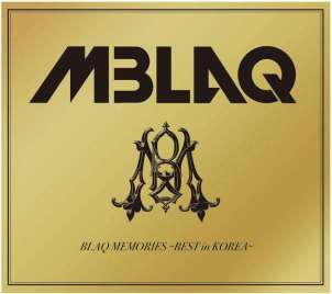 blaq memories_album cover_2