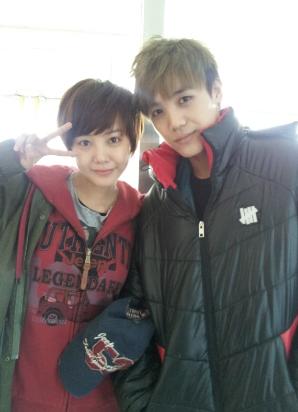 Go Eun Ah et Mir Goeunah_mir