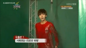 120401 [CUT] Thunder and Mir on Dream Team